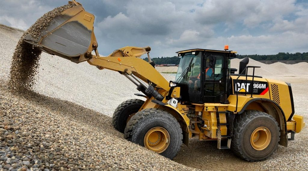 History of Caterpillar Wheel Loaders - Midwest Industrial Sales
